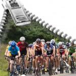 Zipped Cyclists