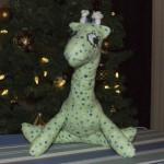Rattle Giraffe
