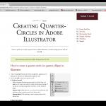 qtr-circle-screen