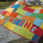 Canyon's Quilt with Pillow