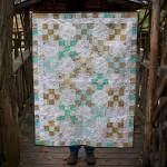 Bird's Nest Quilt (front)