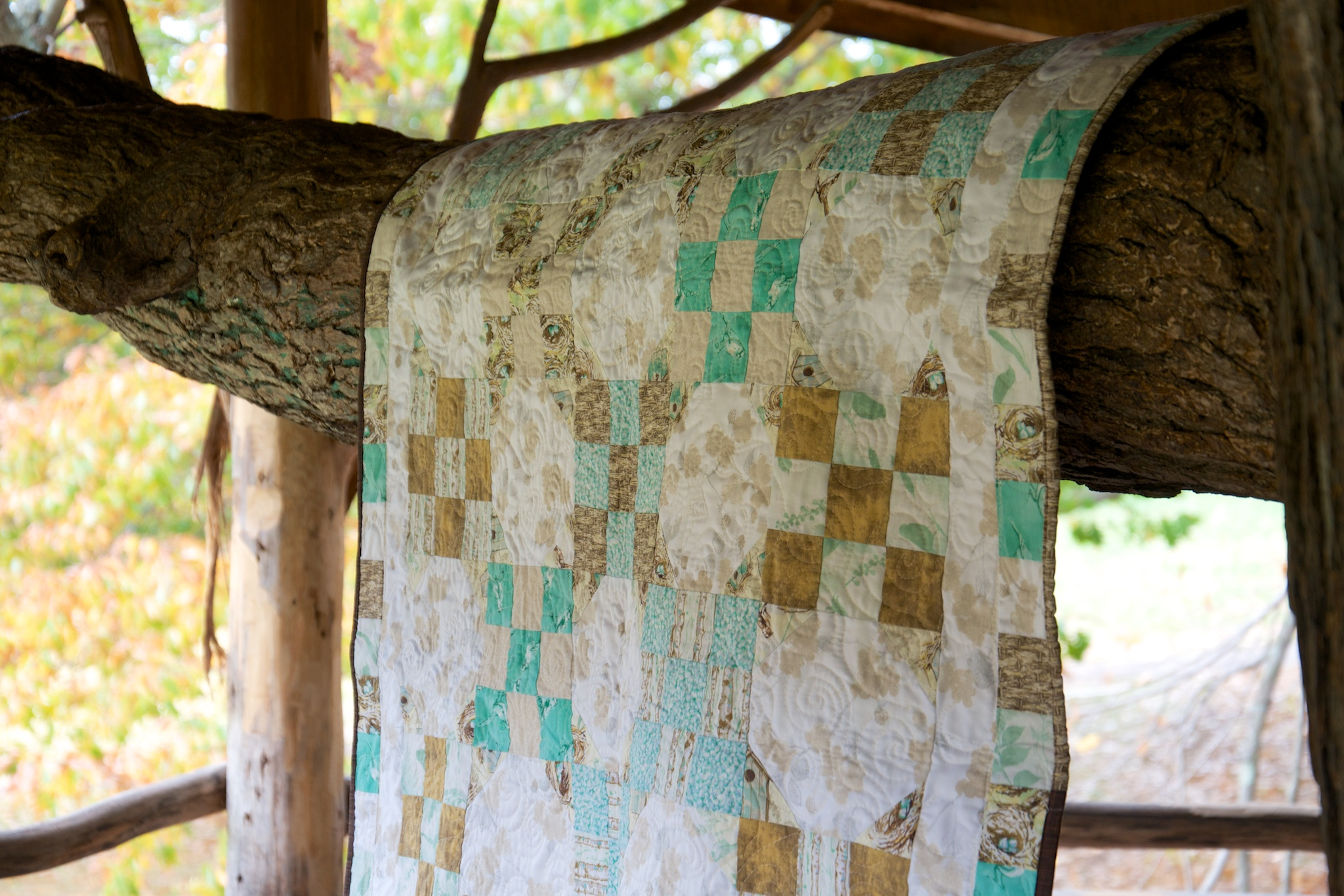 Raevenfea The Bird S Nest Quilt