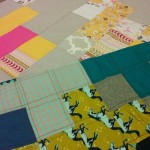 A recipe for recent quilting