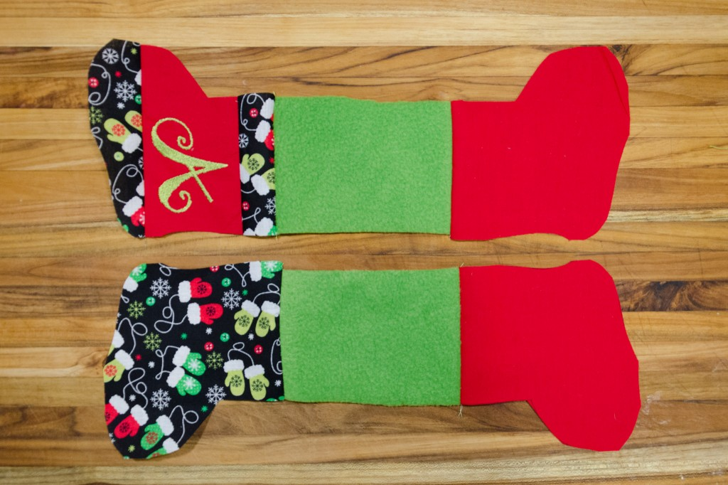 Gift Card Stockings