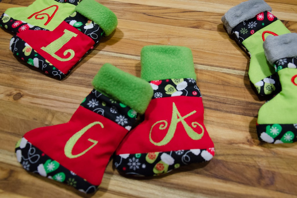 Gift Card Stockings