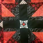 Flamenco quilt teaser