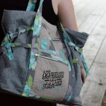 Art Student Tote front