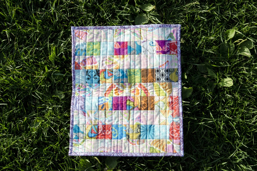 Jewelry Box doll quilt