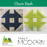 Make it Modern Churn Dash